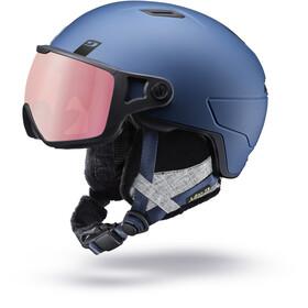 Julbo Globe Casco, blu/rosa